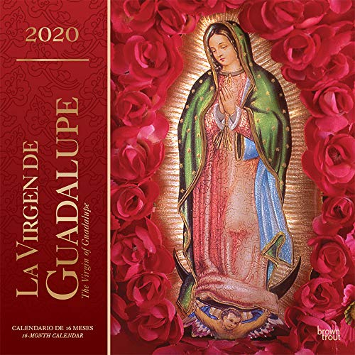 La Virgen de Guadalupe 2020 Square