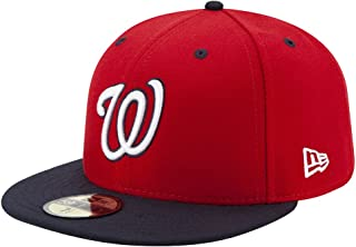 New Era 59FIFTY Washington Nationals MLB 2017 Authentic Collection On-Field Alternate_2 Fitted Hat