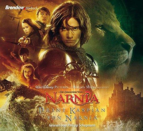 Hörbuch-Die Chroniken von Narnia - Prinz Kaspian von Narnia