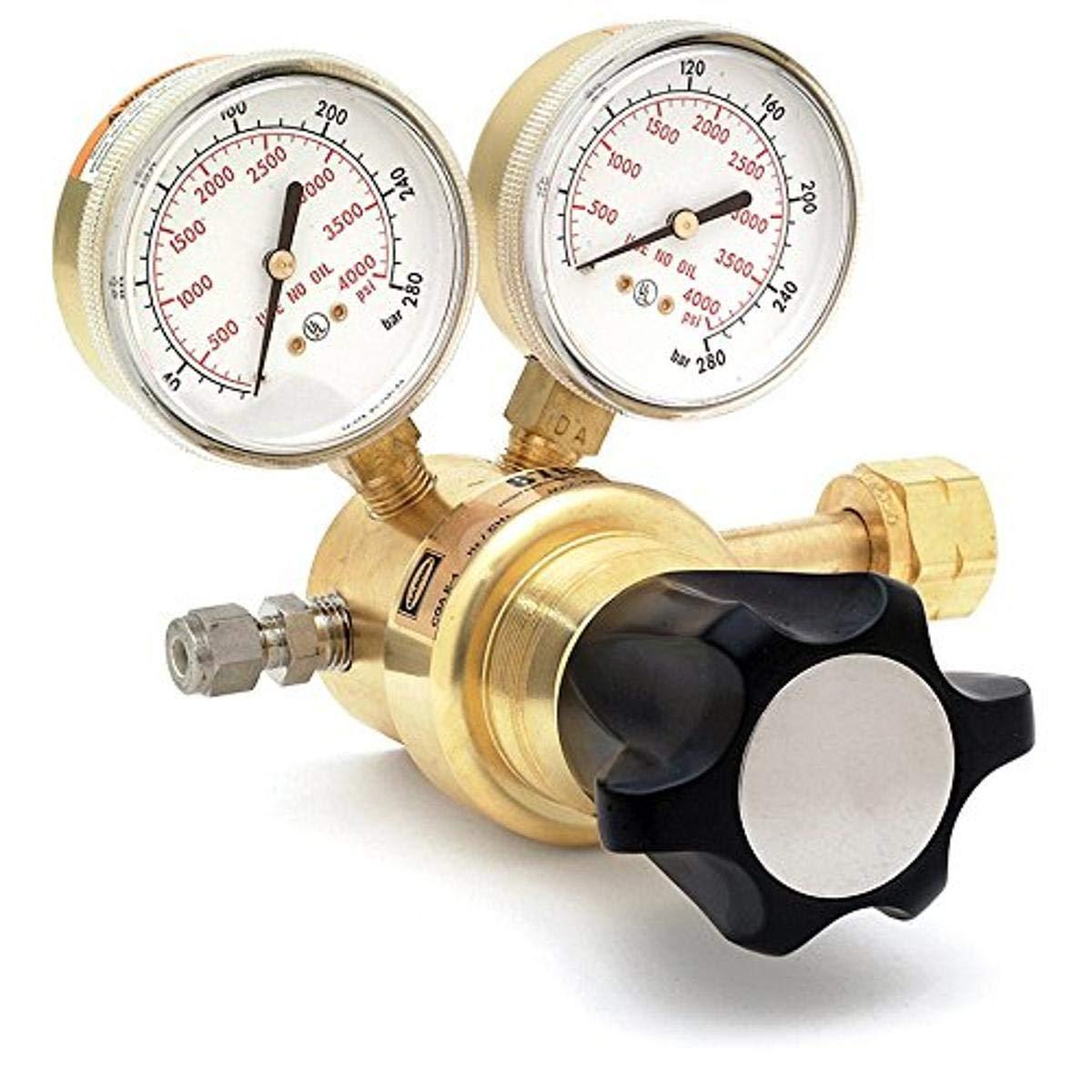 Popular product Price reduction HARRIS Spclty Gas Reg Cylinder Ar He CGA-580 N