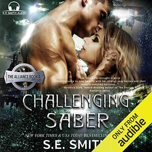 Challenging Saber cover art