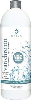 Liquid Ionic Vanadium Chromium Zinc Supplement (16oz) Blood Sugar Health. Doctor Formulated. Zero Calories. Zero Sugar. by...