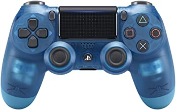 blue crystal ps4 controller