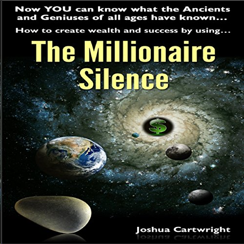 The Millionaire Silence audiobook cover art