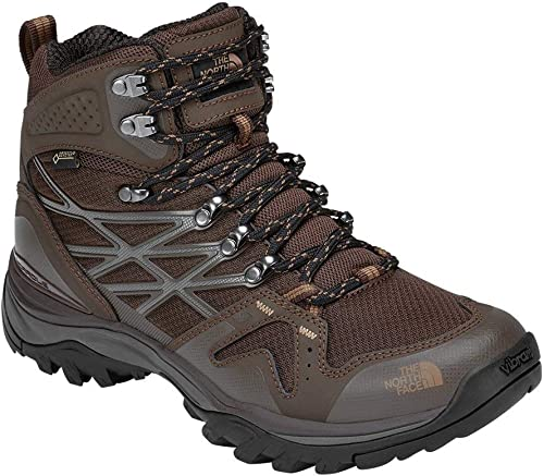 The North Face Men's Hedghog Fastpack Mid Gore-Tex - Chocolate marron & Cargo Khaki - 9.5