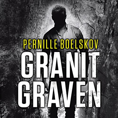 Granitgraven audiobook cover art