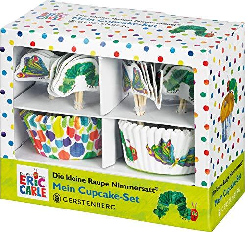 Die kleine Raupe Nimmersatt - Mein Cupcake-Set