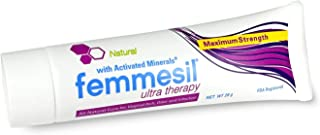 Feminine Care All-Natural Vaginal Ointment Gentle Fast Relief from yeast infections vaginal itch odor irritation soreness ...