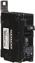 Siemens B120 SP 20A Circuit Breaker
