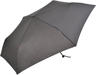 Nifty Colors(ニフティカラーズ) 折りたたみ傘 ブラック 60cm
