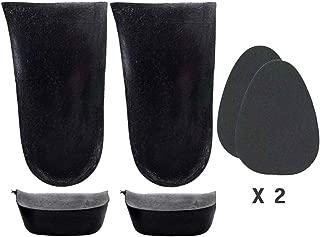 2 Right 5/8 Inch(15mm) Limb Leg Length Discrepancy Lift Inserts (2 Right)