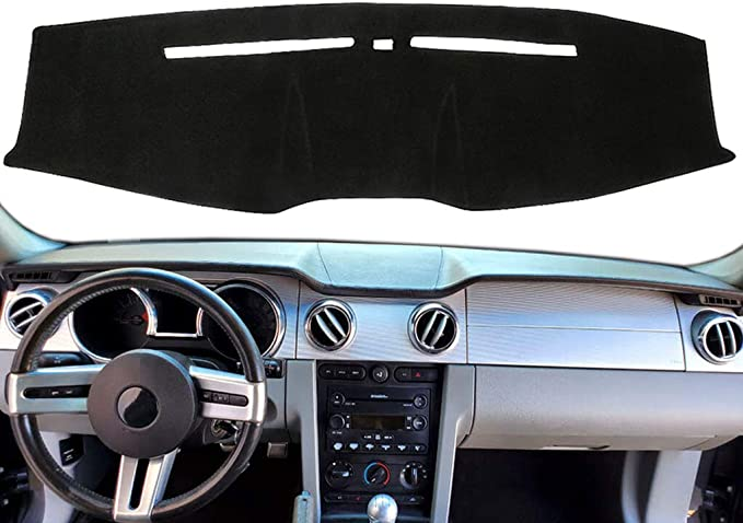 Dash Covers Cartist Dashboard Mat Cover for 2015-2020 2021 Ford ...