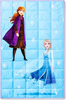Disney Frozen 2 Twin/Full 5lbs Weighted Blanket