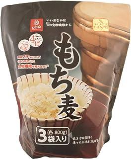 [Amazon限定ブランド] はくばく SMILEGRAINS もち麦 3袋