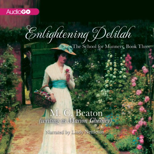 Enlightening Delilah audiobook cover art