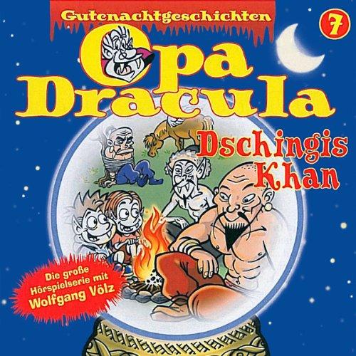 Opa Dracula 7: Dschingis Khan cover art