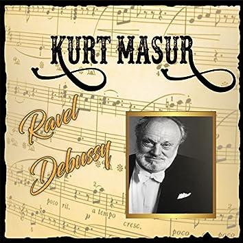 Kurt Masur, Ravel & Debussy