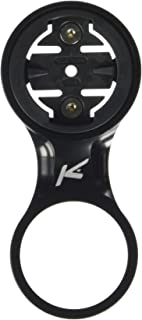 K-EDGE Stem Mount for Garmin Computers - Fixed Black, One Size