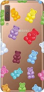 Cekuonline® Samsung Galaxy A7 2018 A750F Kılıf Desenli Esnek Silikon Kapak - Jelibon