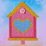 Diamond Dotz Complete Diamond Facet Art Kit Home Sweet Home