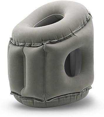 Amazon.com: Nozama Inflatable Travel Pillow, Head Neck Rest ...