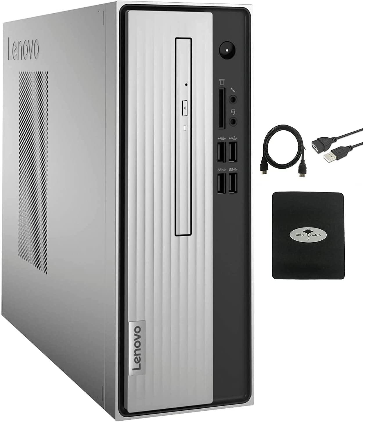 2021 Lenovo IdeaCentre 3 Desktop National Denver Mall products Computer Athlon Tower AMD Silv