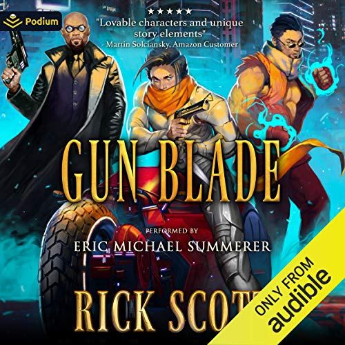 Gun Blade  By  cover art
