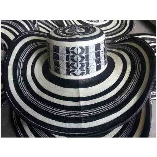 463fe910cd1 Amazon.com   Beautiful Colombian Sombrero Vueltiao 19 Vueltas Made By  Colombian Artisans   Everything Else