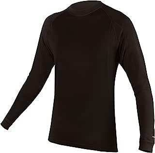Endura BaaBaa Merino Wool Long Sleeve Cycling Baselayer