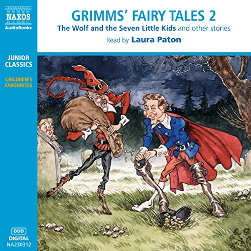 Grimms' Fairy Tales 2 audiobook cover art