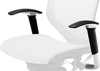 オカムラ バロン オプションパーツ 可動肘 シルバー ブラックフレーム CP529Y-G721
