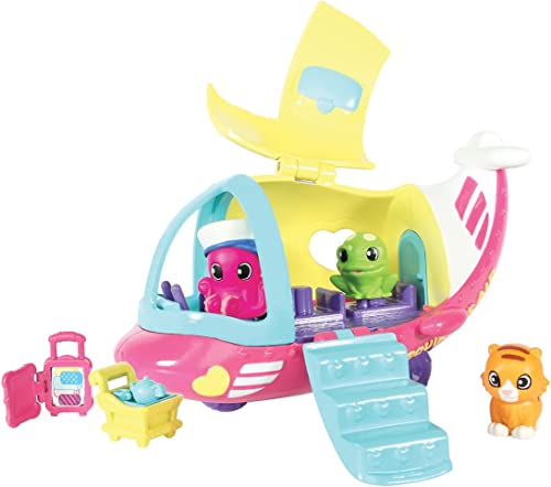 punto de venta de la marca Squinkies Season 1 Squinkieville Airplane Vehicle Set Set Set by Squinkies  n ° 1 en línea