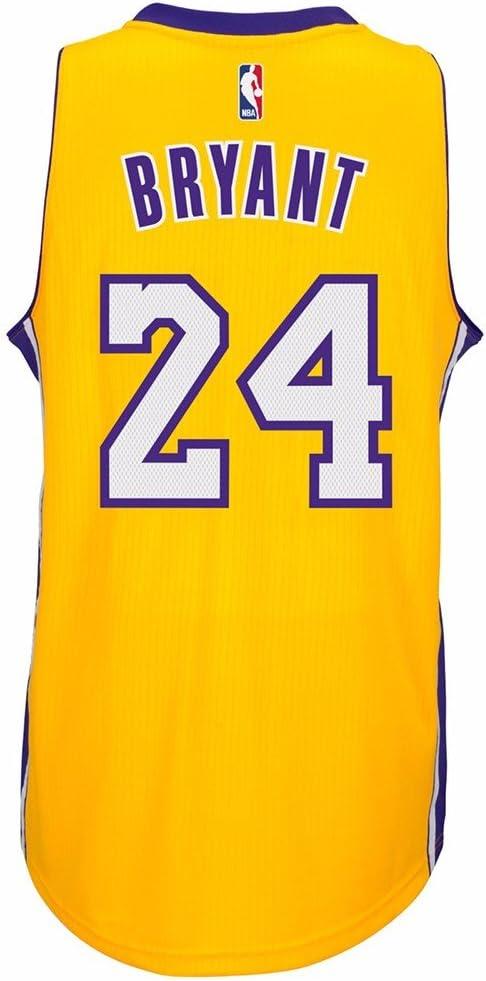 Amazon.com : NBA Men's Los Angeles Lakers Kobe Bryant #24 ...