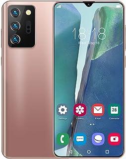 スマートフォン本体6.6インチHD スマートフォン 本体8.0MP HDカメラ 5000mAh大型バッテリー 12GB RAM + 512GB ROM 顔認証 Android8.0スマホ 本体