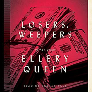 Losers, Weepers audiobook cover art