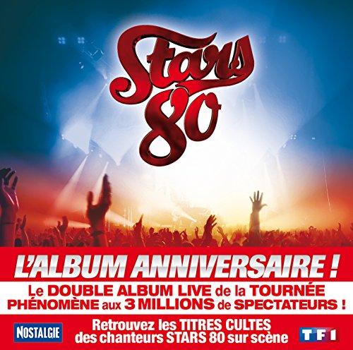 Stars 80 L\'Album Anniversaire