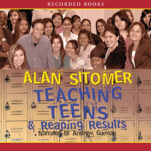 Teaching Teens and Reaping Results audiobook cover art