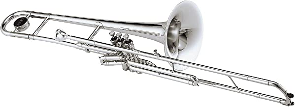 Jupiter 528S Bb Valve Trombone (Silver Plated)