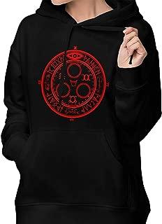 Rolvsx Womens Winter Hoodies Silent Hill Cotton Hooded Coat Jacket Pullover Sweatshirt Outwear Long Sleeve