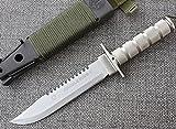 FARDEER Knife Cuchillo de Caza al Aire Libre DGN
