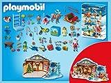 PLAYMOBIL Adventskalender – Weihnachtsmann beim Geschenke packen - 3