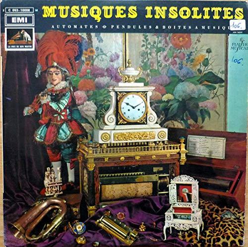 Automates, Pendules & Boites A Musique [Vinyl LP]