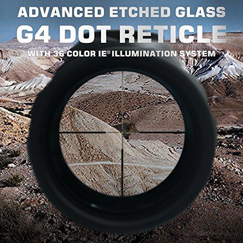 Accu-Shot UTG 2-16X44 30mm Multi-Range AO Scope, 36-Color G4 Reticle