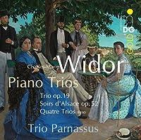 Trio Parnassus by Widor (2013-02-19)