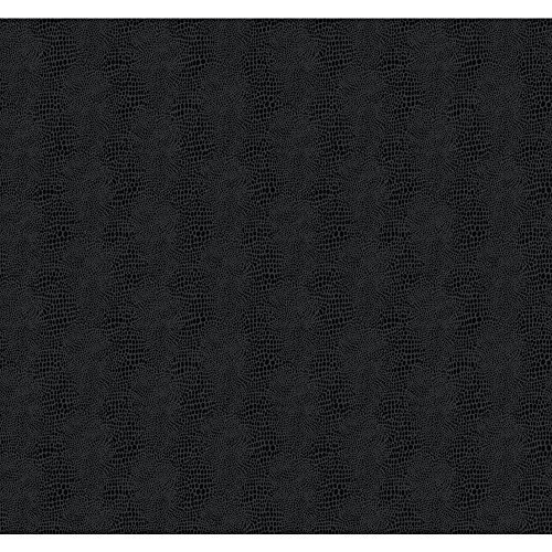 York Wallcoverings wh2657smp wallpaper-her Primal Wallpaper Memo Sample, 8-Inch x 10-Inch, Black Onyx by York Wallcoverings