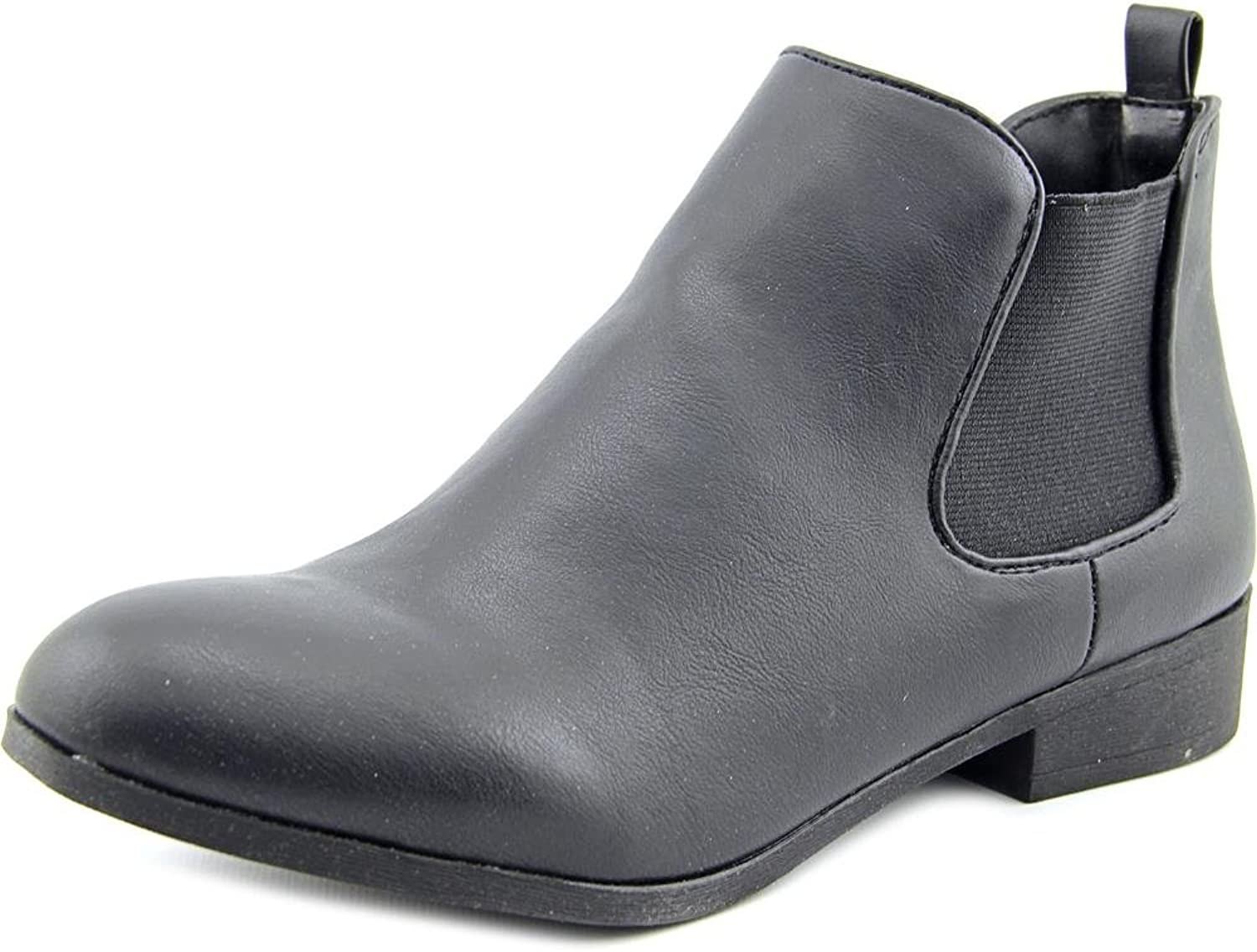 American Rag Womens Adesyre Faux Leather Chelsea Booties