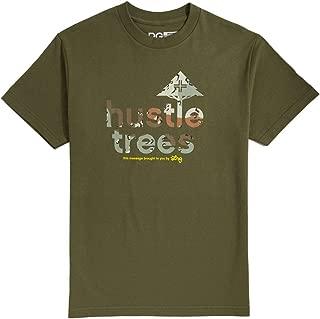 LRG Men's Hustle Trees Camo Shirts