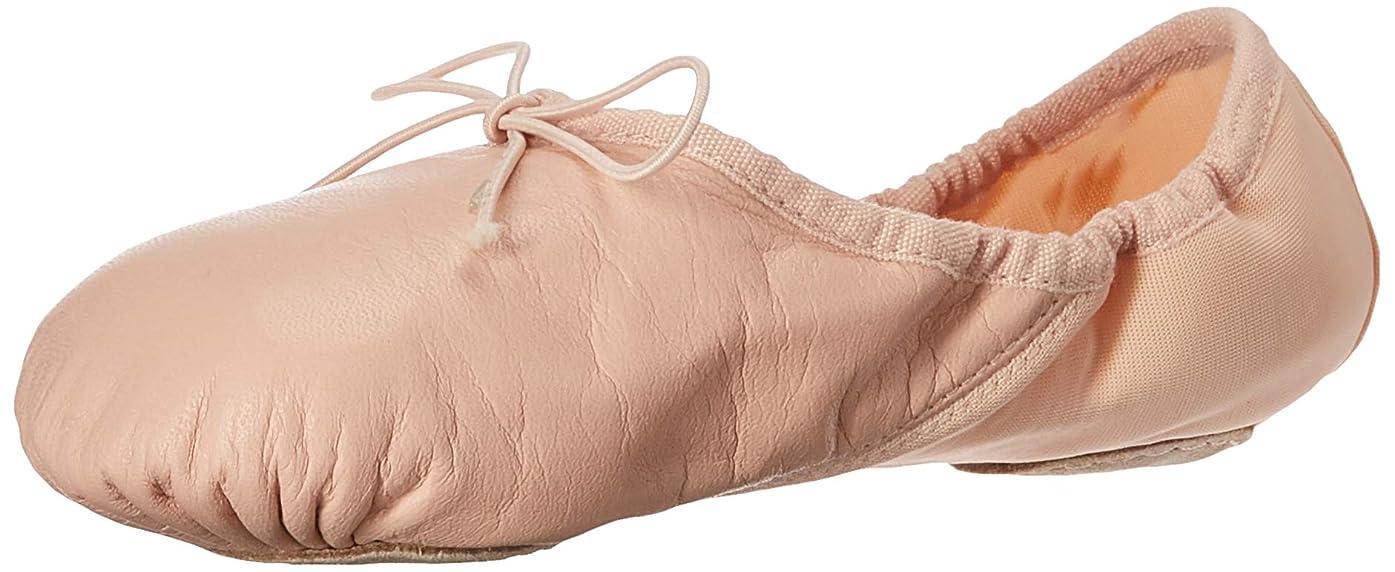 小屋なぜ牛肉[Bloch] Women's Neo Hybrid Leather Ballet Flat