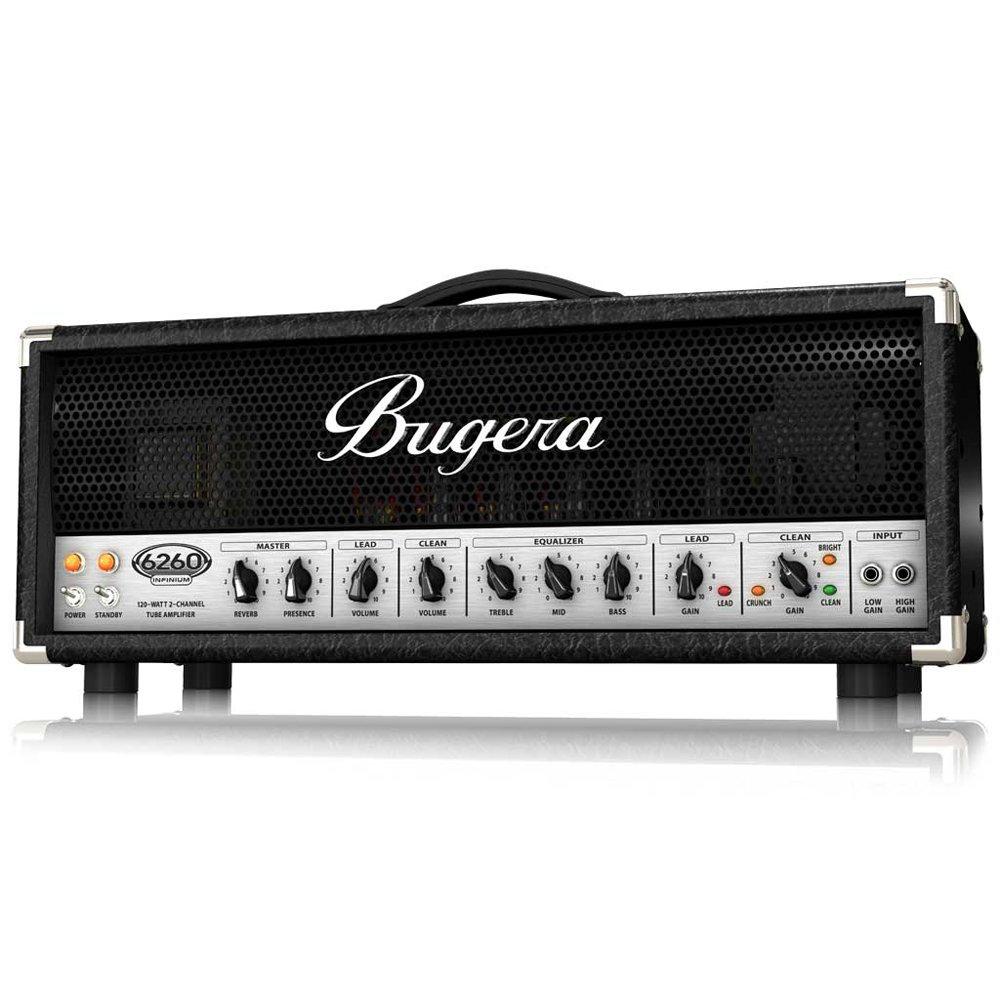 AMPLIFICADOR GUITARRA BEHRINGER 6260-INFINIUM: Amazon.es ...