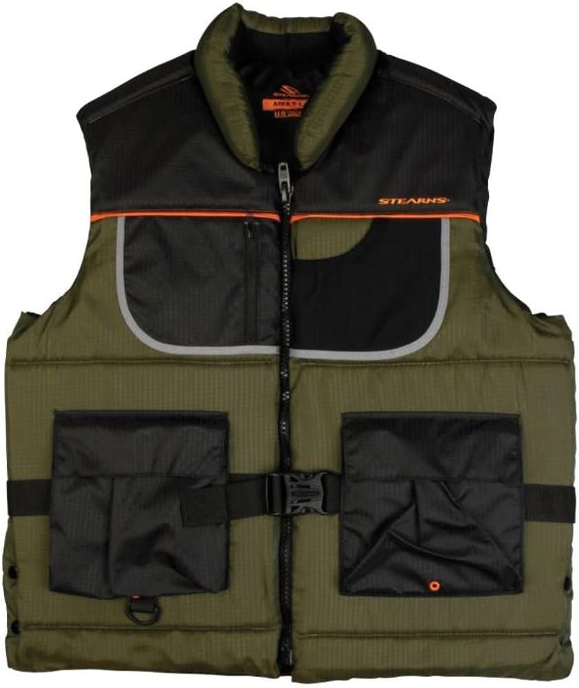 Stearns Time sale Flotation Fishing Vest Online limited product